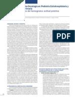 MR Hematologia Oncologia Alteraciones Hemograma