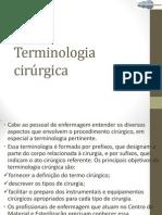 terminologia cirurgica