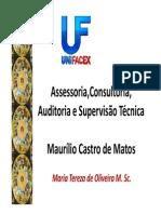 (O que é Assessoria auditoria supervisão consultoria [Modo de Compatibilidade])
