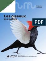 Dossier pédagogique pour les oiseaux en Suisse