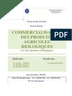 Commercialisation Des Produits Agricoles Biologiques
