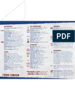 2009 10 Food Finder Brochure