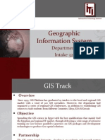 GIS Department Presentation QA2