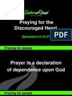Praying for the Discouraged Heart