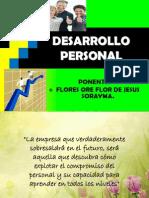 Desarrollo Persona Flor