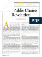 Pierre Lemieux - The Public Choice Revolution