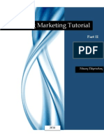 Blog Marketing Tutorial- Part II