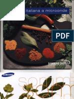 Ricette - Cucina Italiana a Microonde