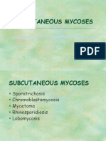 Subcutaneous Mycoses