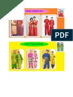 gambar pakaian tradisional