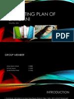 Marketing Plan of Jamdani