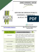 Hercon Marzo 30 2014