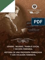 Géneromujeres trabajo socialhistoria de una profesión feminizada