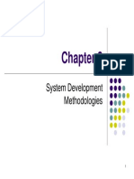 Files-2-Lecture Notes Chapter 3 -System Development Methodologies