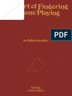 21254231 Musafia the Art of Fingering in Piano Playing