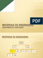 Materiais de Engenharia Global