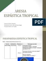 Paraparesia Espastica Tropical
