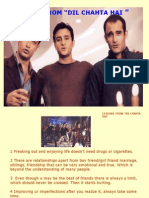 Lessons From Dil Chahta Hai 102