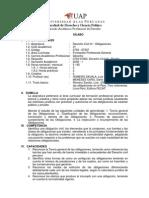 Derecho Civil IV - Obligaciones