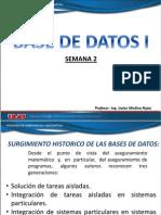 Semana 2 - Conceptos Basicos de Los Modelos de Datos