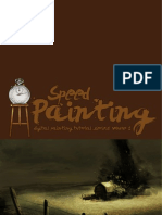 Speed Painting - Digital Painting Tutorial Series Vol.1
