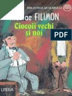 Filimon Nicolae - Ciocoii Vechi Si Noi (Aprecieri)