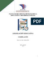 Legislacion Basica 2013 Julio-24
