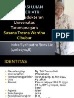 Presentasi Kasus Geriatri Oma Tati Indra