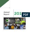 PIA Annual Report 2013