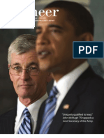 Pioneer Fall 2009 - President's Report