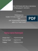 PP RI No.13 T.A 2010