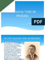 El Control Total de Pérdidas exp