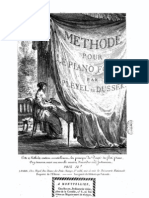 Method for Keyboard (Pleyel, Ignaz)