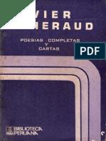Heraud, Javier - Poesias Completas y Cartas