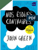 John Green Nos Etoiles Contraires
