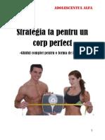 Strategia Ta Pentru Un Corp Perfect