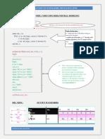 Decoder Vhdl Code Using Behavioural Flow Modeling