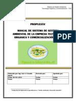 Manual SGA Diplomado TQI SAC
