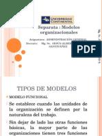 SEPARATA 8 MODELOS ORGANIZACIONALES