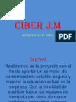 AnteproyectoRedesCIBER J