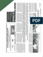Artigo No Jornal 'a Voz de Chaves'