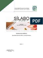 Silabo micologia upla 2014