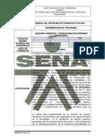 Técnico en Asesoría Comercial y Operaciones de Entidades Financieras