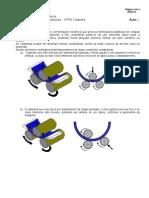 Definição de calandra e cálculos iniciais