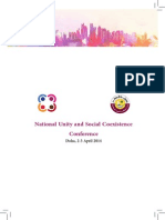 National Unity & Coexistence Conference - Qatar