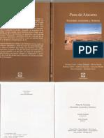 Benedetti Comp. 2003 - Puna de Atacama - Sociedad Econom a y Frontera-Libre