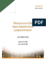 Mineria Del Oro Cochilco