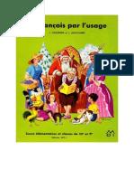 125769413 Langue Francaise Le Francais Par l Usage CE1 CE2 Anscombre MDI