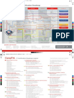Certification Roadmap Grey With Color A4 Printready 848A-US