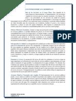 Banco Interamericana Desrrollo